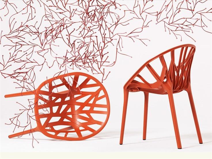 VEGETAL by @Vitra Furniture Furniture | Design Erwan and Ronan Bouroullec (2008)