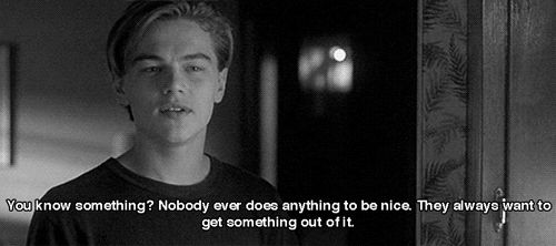 Leo speaking the truth