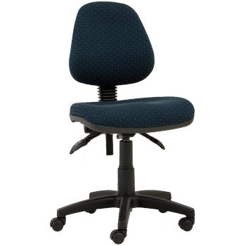 Premier Medium Back Office Chair -  The Premier series is an affordable range of ergonomic task seating suitable for commercial or home office applications with a range of options available. Australian made to AFRDI Level 6 standards. The Premier is also available in a High Back style.  http://keenoffice.com.au/product/premier-medium-back/