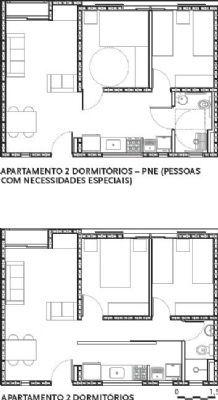 Boldarini Arquitetura projeta habitação social no Residencial Corruíras, que recebe moradores da favela vizinha, em São Paulo | aU - Arquitetura e Urbanismo