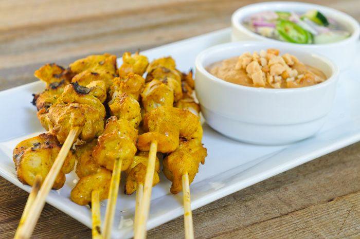 Chicken Satay: One Year Later | Satay Gai | สะเต๊ะไก่