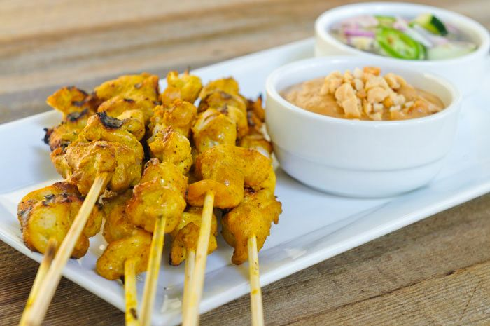 Chicken Satay: One Year Later | Satay Gai | สะเต๊ะไก่