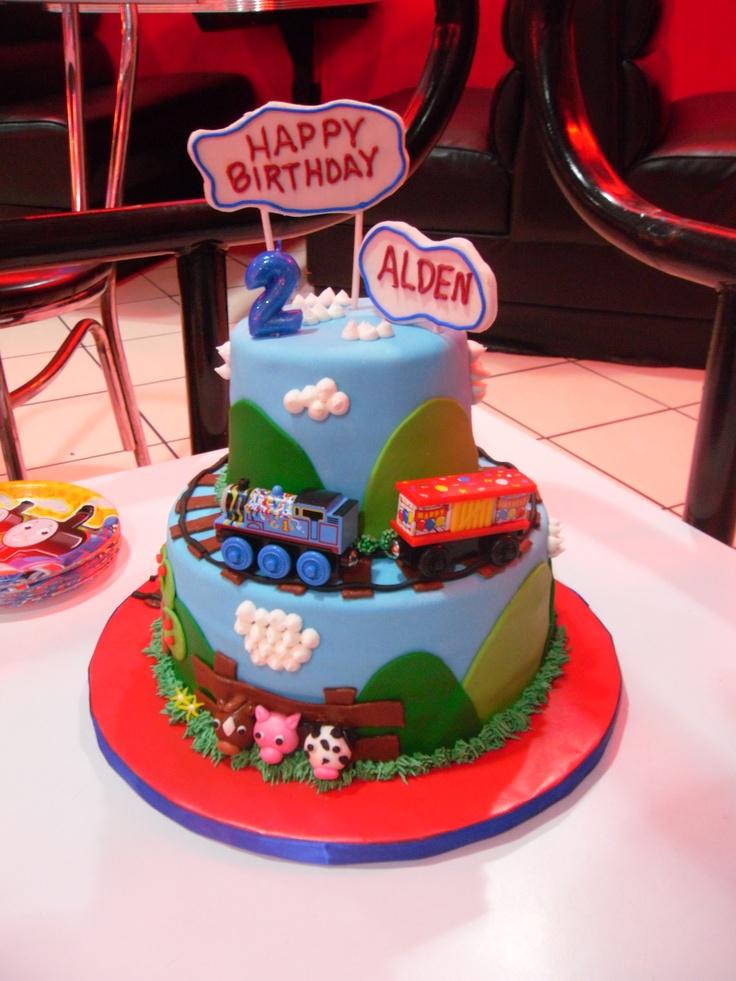 23 best Thomas Train Birthday Party Theme images on Pinterest