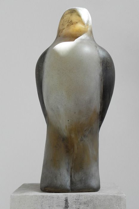 Hand blown pigmented glass. Jane Rosen