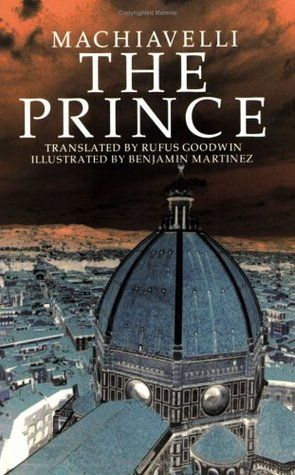 The Prince by Niccolò Machiavelli http://www.bookscrolling.com/best-italian-nonfiction-books/
