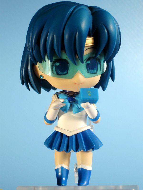 Custom Sailor Mercury Nendoroid