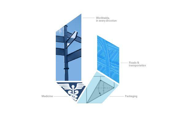Vecte Logistics by Alex Pabian, via Behance