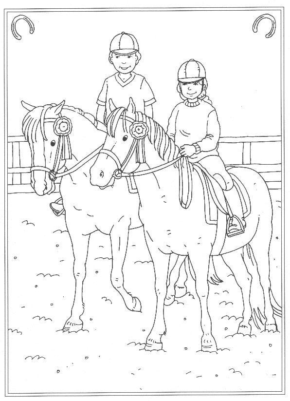les 58 meilleures images du tableau coloriage chevaux sur