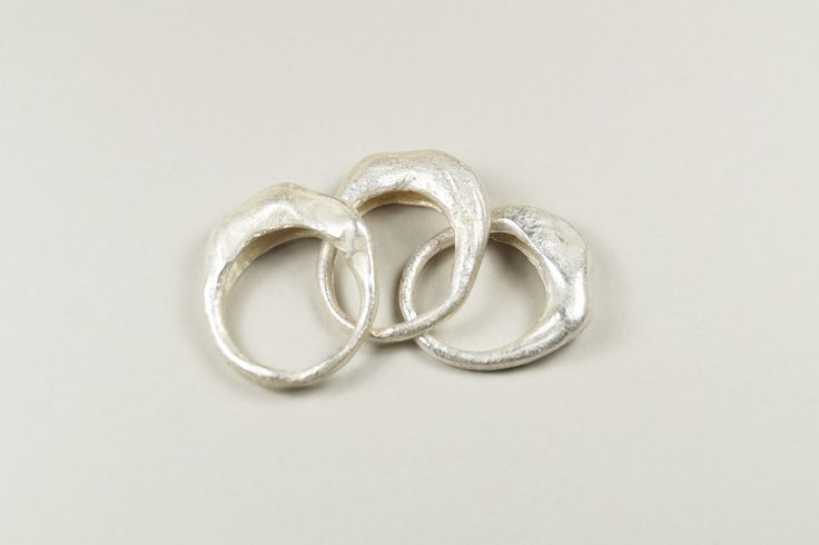 Aspects, Handmade silver 925 ring for women, Inspired by micro-sculpture,  handmade by Agori Fotopoulou
