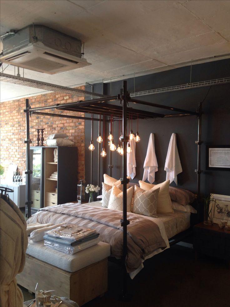 Industrial Bedroom Furniture: 21 Best Scaffold Furniture Images On Pinterest