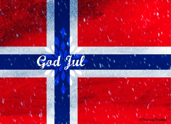 norway flag day