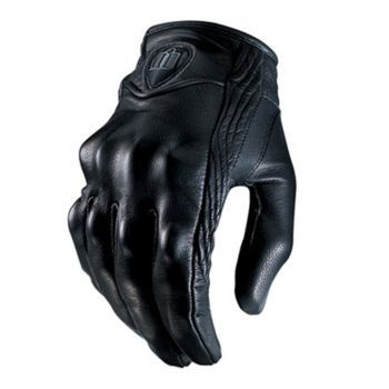 ICON - Women's Pursuit Touchscreen Motorcycle Gloves - Icon - NonExclusiveBrands - Cycle Gear
