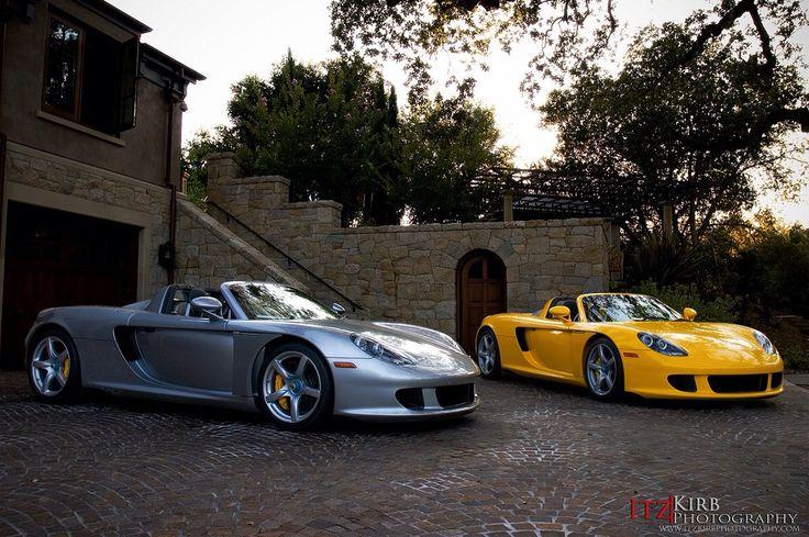 Whatu0027s Better Than A Porsche Carrera GT?