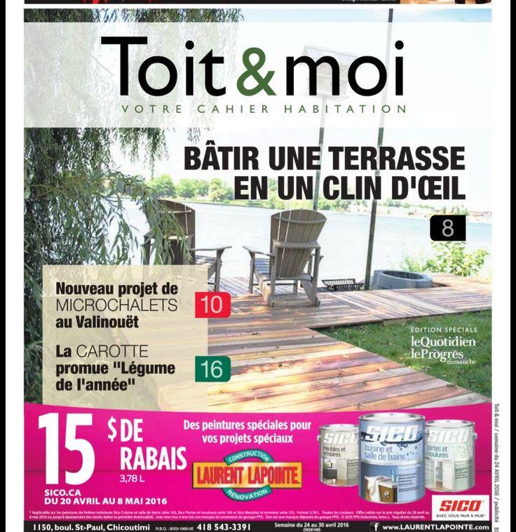 Deck TO/GO in numerous magazines.