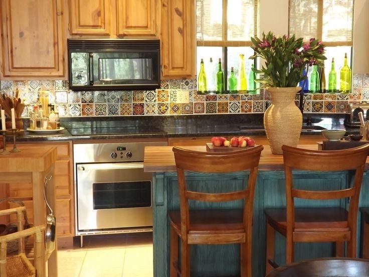 Best 20 Mexican Style Kitchens Ideas On Pinterest