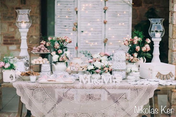 Wedding A&A... By Nikolas Ker (favors, flowers, decoration)