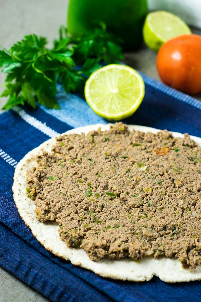 Receita de Lehmeyun: comida armênia diretamente do Uruguai