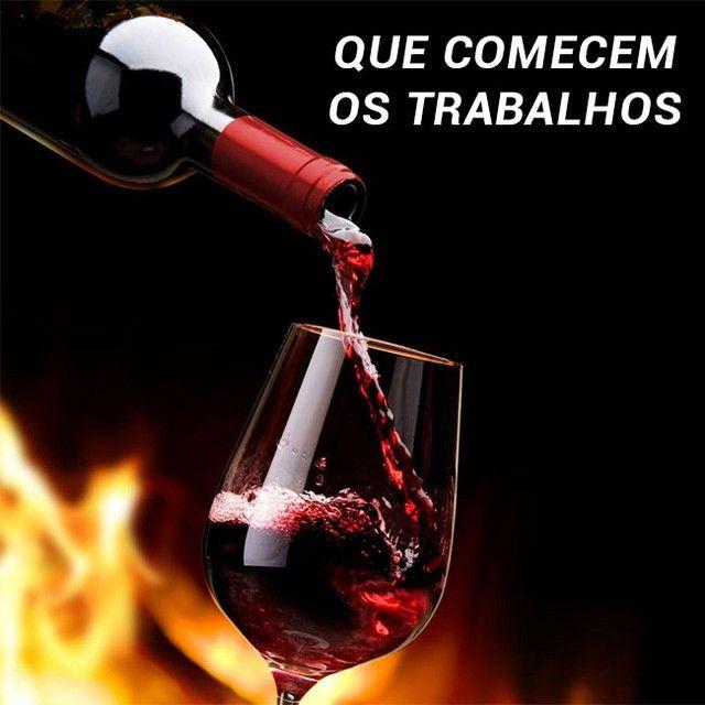 Quem comecem os trabalhos! Bom feriado e um ótimo final de semana com muito vinho! #fds #feriado #vin #vino #vinho #vinos #vinhos #wein #wine #wines #winegirls #winelovers #instawine #intawines #instavinho #instavinhos #abs #winerist #woman #winerist #friends #Padgram