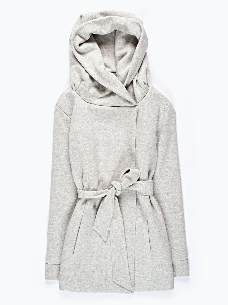 Kabát opaskom