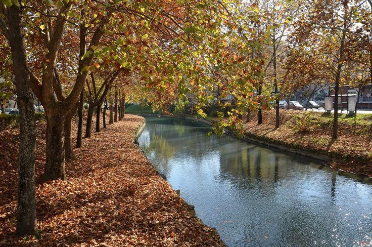 Lithaios river, #Trikala, #Greece
