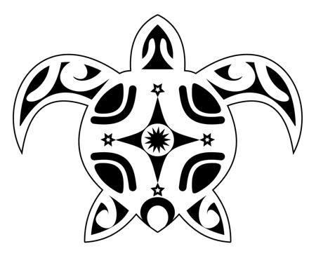 татуировки Черепаха