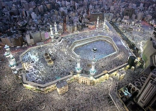 Last but not least, the most beautiful mosque in the WORLD!