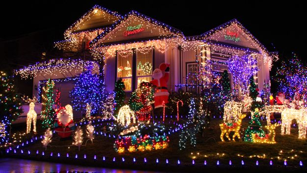 Christmas Lights Bay Area Mesmerizing 207 Best Outdoor Christmas Lights Images On Pinterest  Christmas Inspiration Design