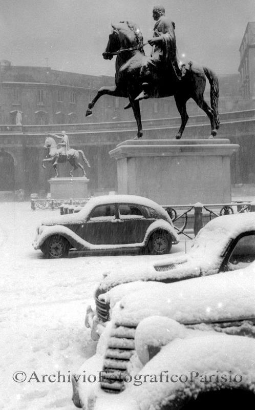 Piazza Plebiscito, 1956