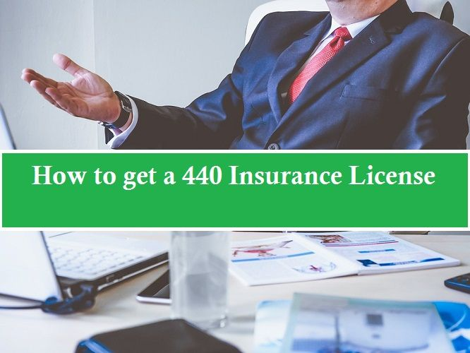 440 Insurance License Is Not At All Difficult To Obtain