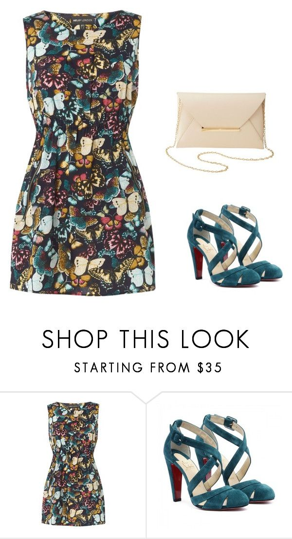 """Summer evening"" by monika1555 on Polyvore featuring Mela Loves London, Amazonia and Charlotte Russe"
