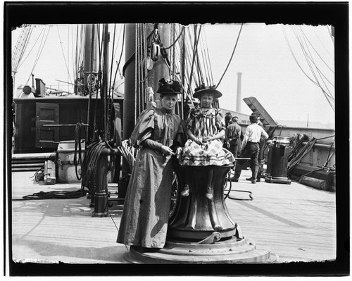 Kattenburgervaart · 16 augustus 1895