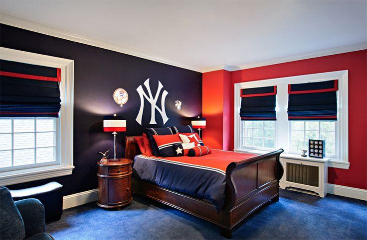 Teenager Boy Bedroom Pictures: 1000+ Ideas About Teen Boy Bedrooms On Pinterest