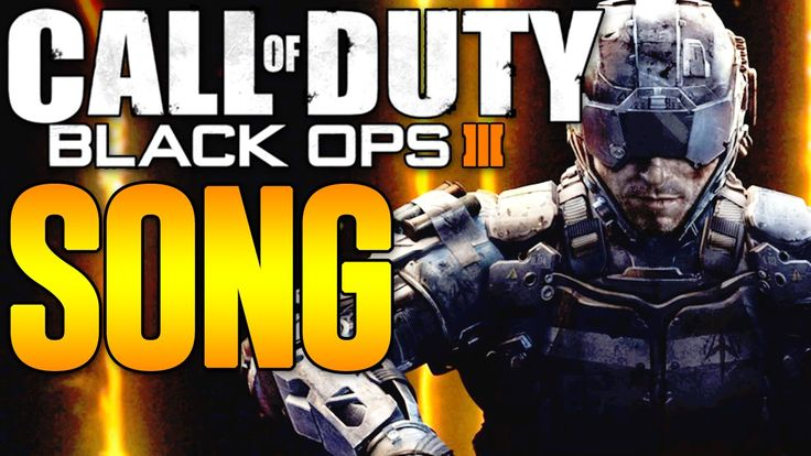 COD Black Ops 3 SONG - 'Back in Black' by TryHardNinja LYRIC VIDEO