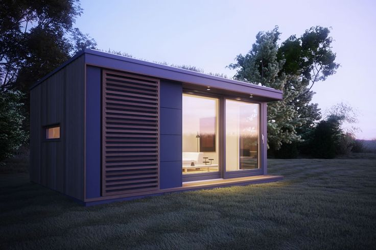 prefab garden office. Are You Looking For A Quiet Space Outside Of Your Home? Inspired By Eco Living, Pod Offers Garden Studios That Can Provide With Tranquil Outdo Prefab Office