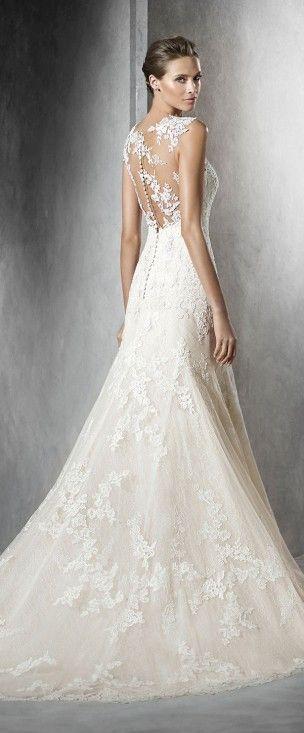 Pronovias 2016 Bridal Collection – Belle The Magazine