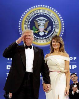 CZ REPORT NEWS: Americký prezident Donald Trump