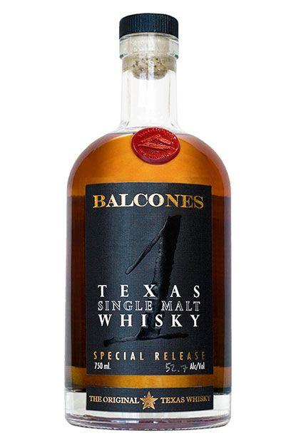 No. 1 Texas Single Malt Whisky from Waco, Texas