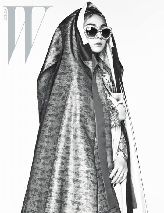 CL in Hanbok (2015)
