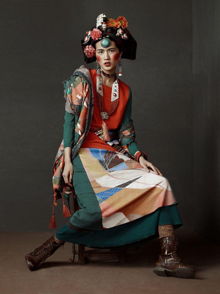 A-you fashion in Beijing www.ayoufashion.com Photo by KIKI ...
