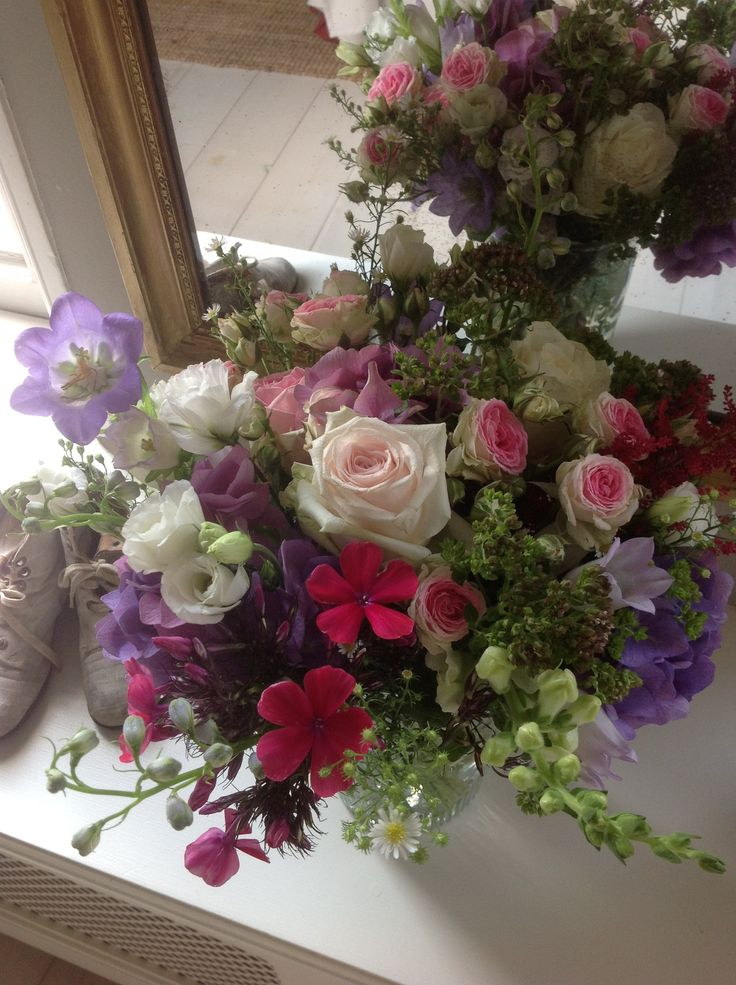 Springbouquet by Toon, talented florist in Grave.