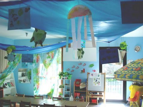 807 best images about my 2 year old class on pinterest for Water decoration ideas