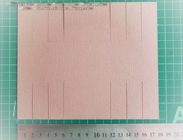 Пасхальное лукошко - схема изготовления