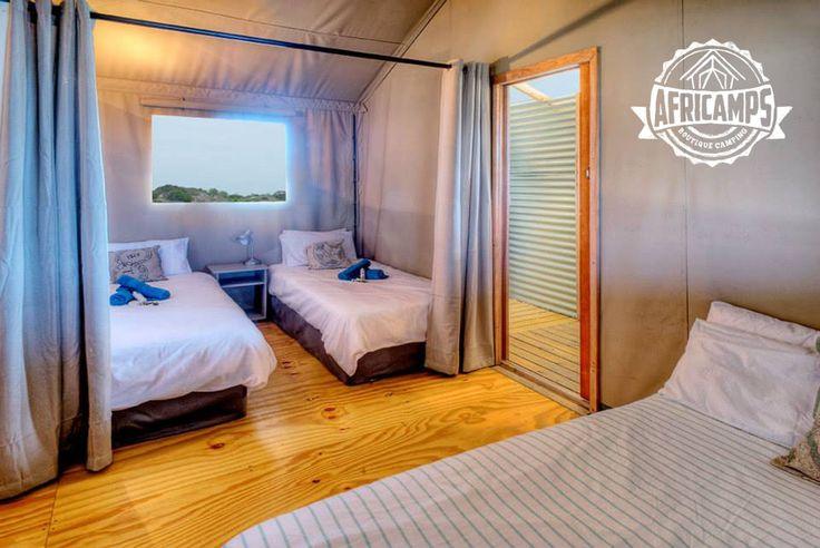 Bedrooms Luxury Tent