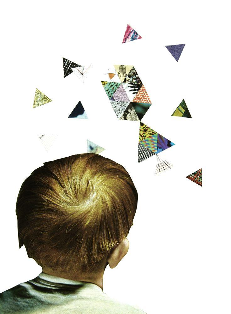 Understanding By Julia Kreutz www.juliakreutz.com  collage
