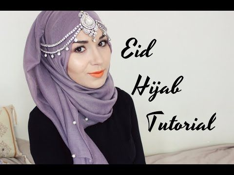 Hijab Tutorials with Headpieces - The Muslim Girl