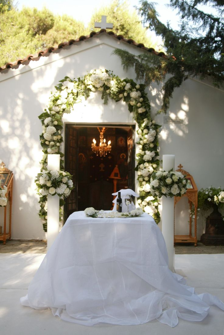 http://www.florisspecialevents.com/ FSE   GREEK ORTHODOX WEDDING
