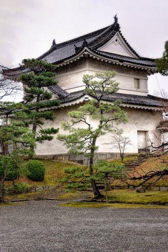Kyoto, Nijo castle Japan
