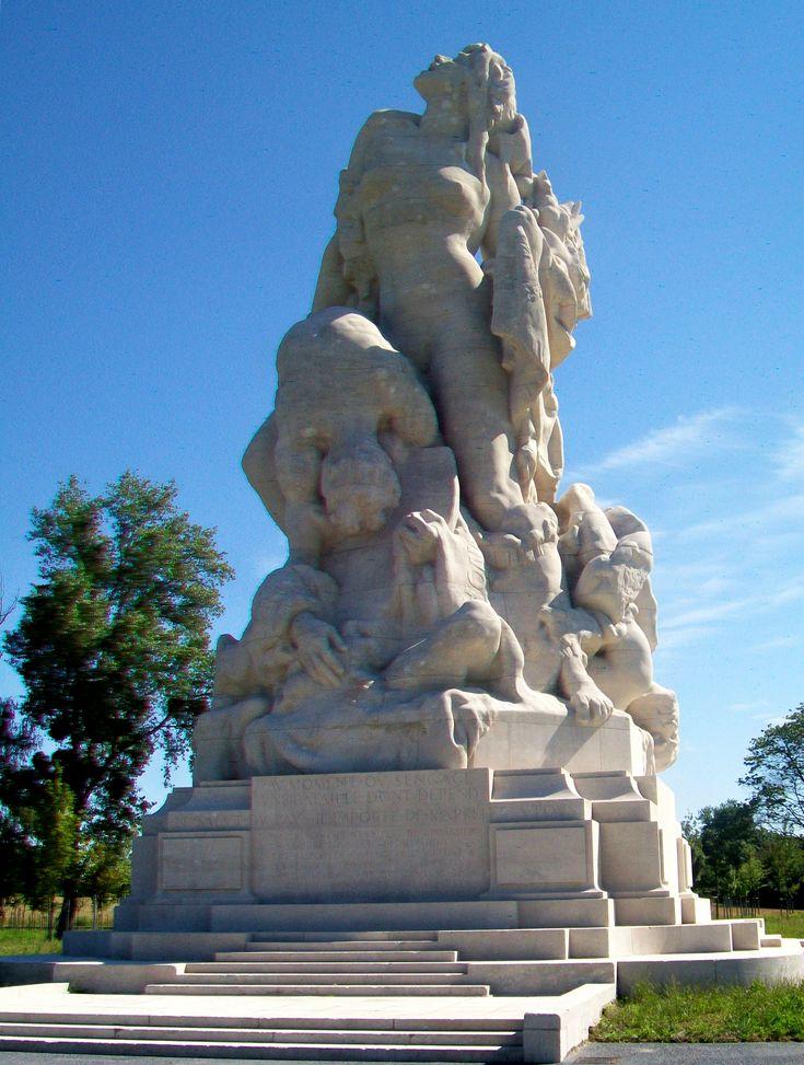 Le monument de Varreddes : gage d'amitié des Etats-Unis envers la France   Les plus beaux coins de France