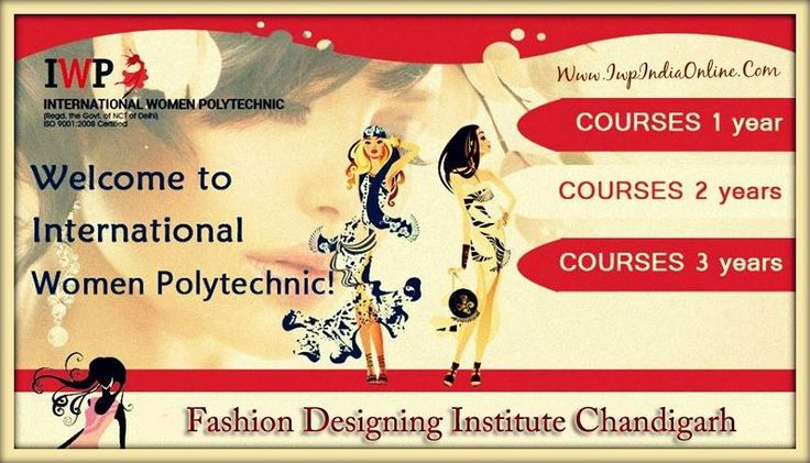 Now Learn ‪#‎FashionDesigning‬ at our Chandigarh Branch and become a Professional ‪#‎FashionDesigner‬.  Know More at - http://goo.gl/qjuulQ
