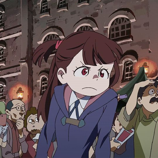 Little Witch Academia   Anime Amino